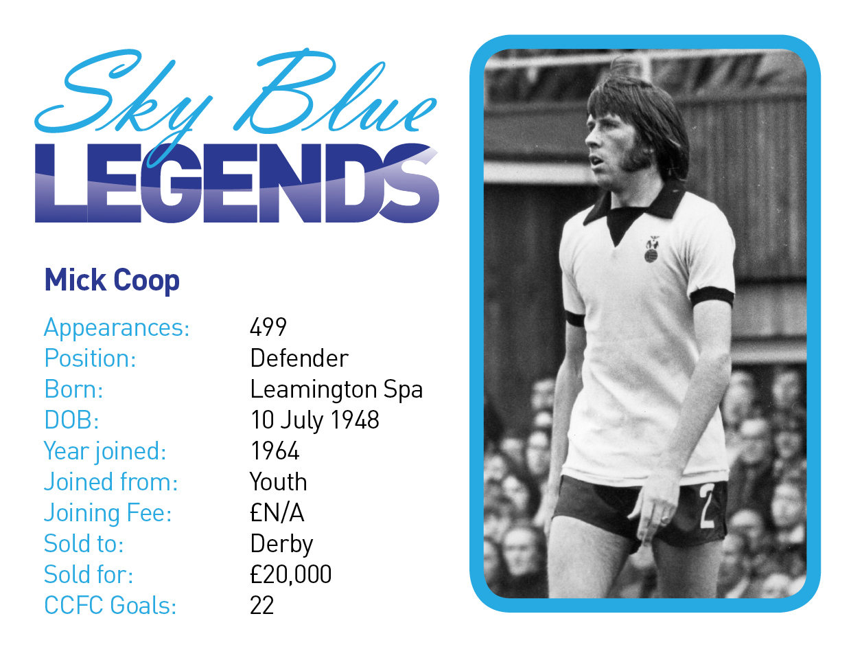 Mick Coop