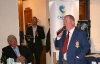 Golf Day 2008 Kirk Stephens listens to Nuneaton GC Captain\'s speech