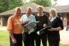 GD10-14 Dougie McGuire (with Jim Cox CCFPA & fans)