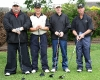 Golf Day 2009 26 Brian Borrows\' team