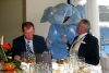 Legends08 Billy Rafferty & Geoff Blockley with Sky Blue Sam