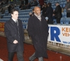 Legends08 David Smith & Cyrille Regis
