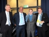 039 Kev Monks (Fan of Year) with new CCFC directors