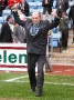 2010 Ernie Hunt on pitch
