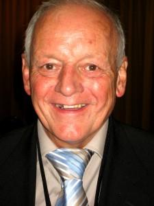 Peter Denton at the Ricoh 2010