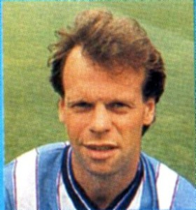 Peaky in 1987