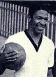 'Kala' & Manager George Raynor 1956