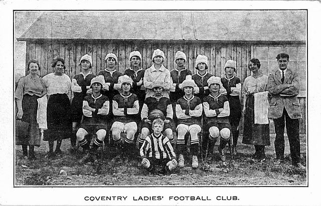 Coventry Ladies c.1921