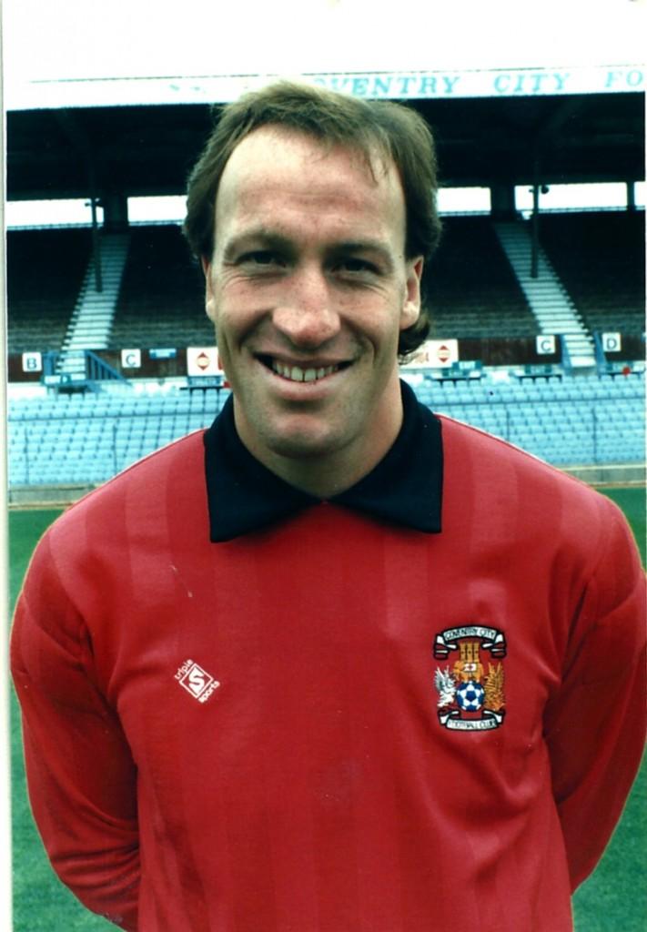 Steve in 1987