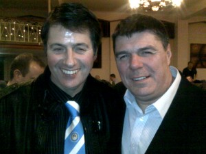 Mick Quinn with Dean Nelson 2012