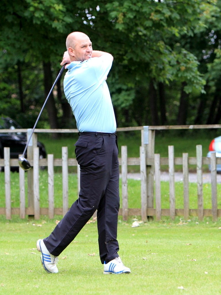Golf Day Action