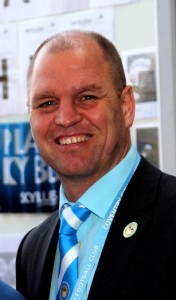 Dave Busst 2012