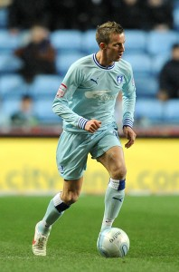 Soccer - npower Football League Championship - Coventry City v Leeds United - Ricoh Arena
