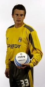20. Andy Marshall