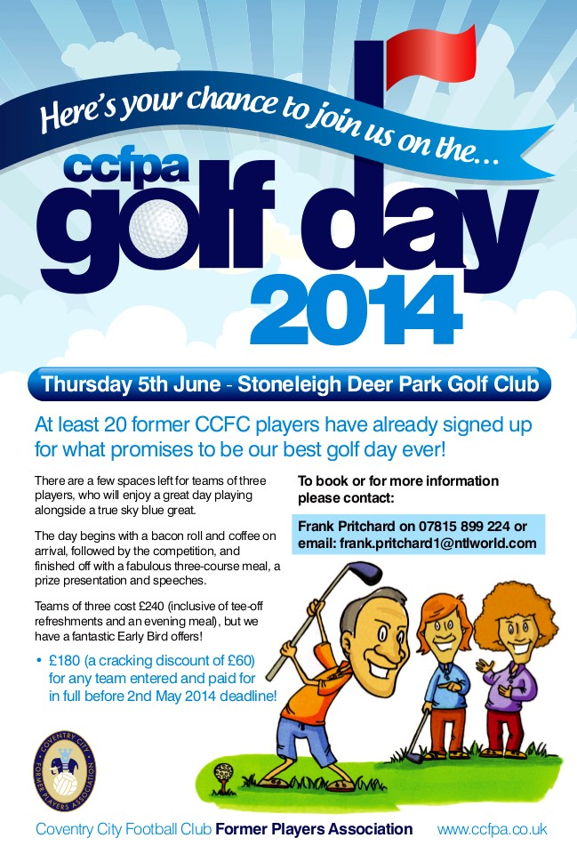 CCPFA Golf Day 2014 Flyer (corrected)
