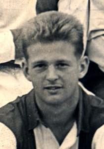 Gray, W (Billy) 1952