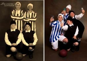 Cov Ladies as 1917 teams combined