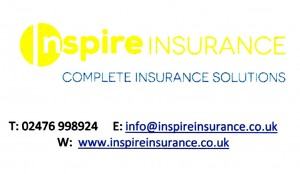 Inspire Business card