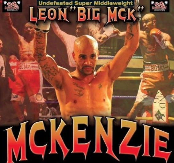 Leon McKenzie Fight 13-12-2014