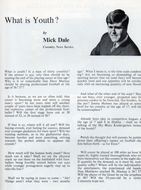 Mike Dale 1