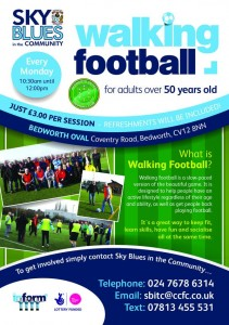 Walking Football Bedduth
