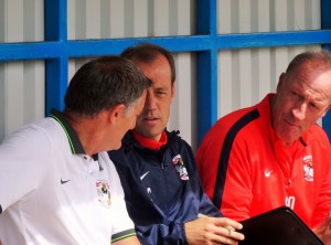 Mogga, Jamie Clapham & Oggie talk tactics