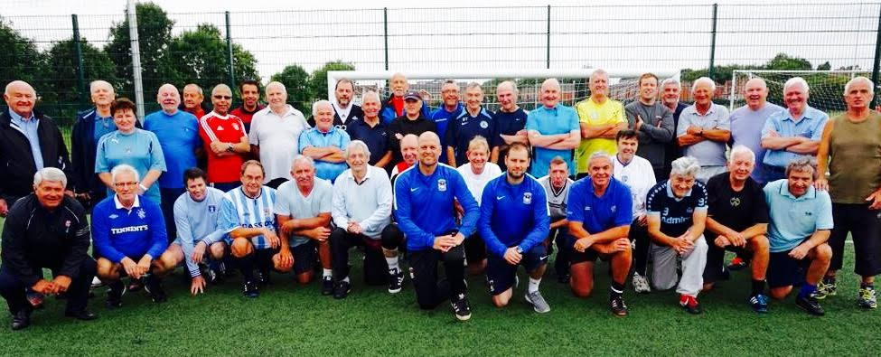 Walsall Walking Footballers