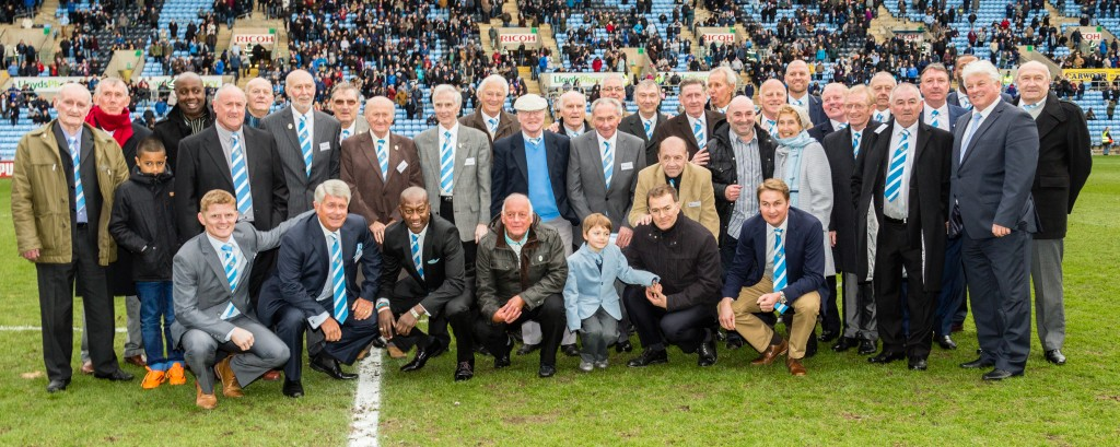 The Legends Day 2015 'Team Photo'