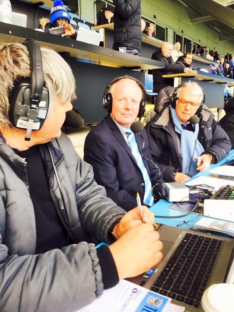 Ian Wallace & BBC CWR