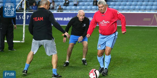 Walking Football (Dietmar)