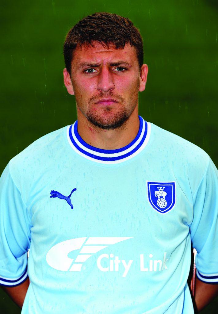 Gary Deegan, Coventry City
